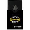 Pacsafe RFIDsleeve 50 Passport Protector Black